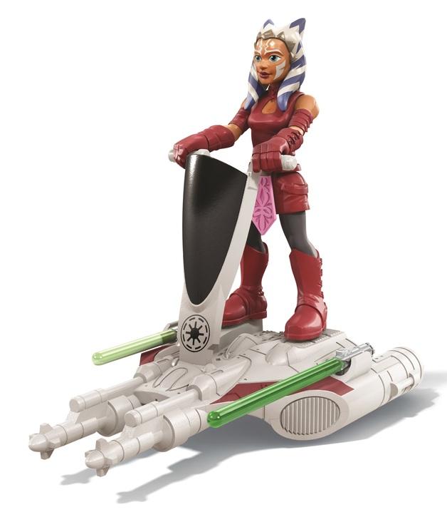 Star Wars: Mission Fleet - Ahsoka Tano Aquatic Attack
