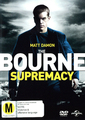 The Bourne Supremacy on DVD