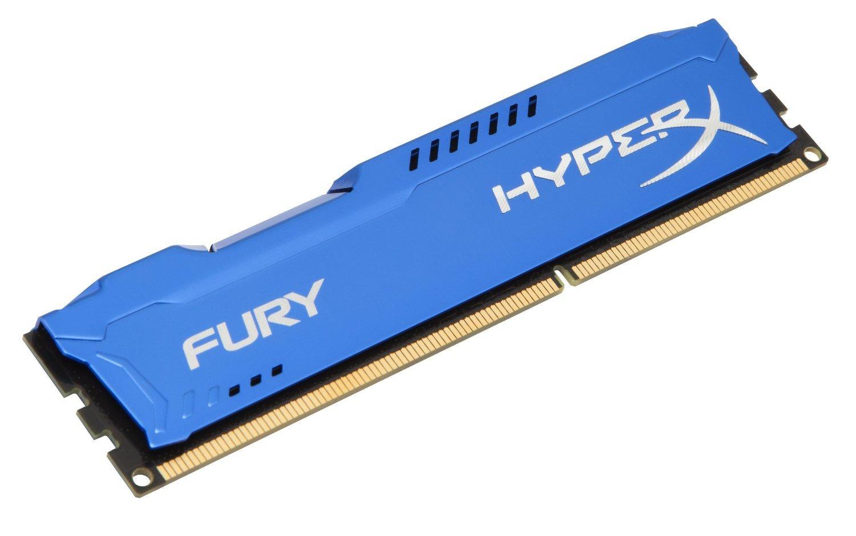 8GB Kingston HyperX Fury - 1866MHz DDR3 RAM (Blue) image