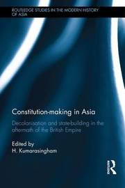Constitution-making in Asia