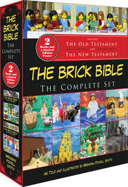 The Brick Bible: The Complete Set by Brendan Powell Smith