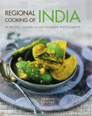 Regional Cooking of India by Mridula Baljekar