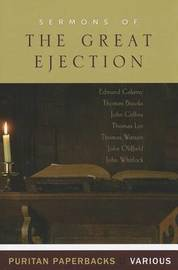 Sermons of the Great Ejection by Edmund Calamy