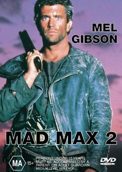 Mad Max 2: Road Warrior on DVD image