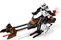 LEGO Star Wars - Scout Trooper & Speeder Bike (75532) image
