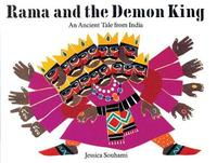Rama and the Demon King Big Book by Jessica Souhami image
