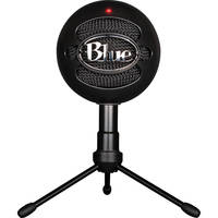 Blue Microphones Snowball iCE USB Condenser Microphone (Black) for
