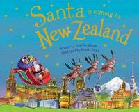 Santa is Coming to New Zealand by Steve Smallman image