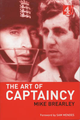 The Art of Captaincy by Mike Brearley image