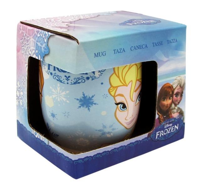 Disney Frozen Barrel Mug In Gift Box