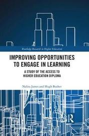Improving Opportunities to Engage in Learning by Nalita James