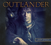 Outlander 2019 Boxed Desk Calendar by Sellers Publishing