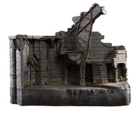 The Hobbit: North Courtyard: Dol Guldur - Environment Statue