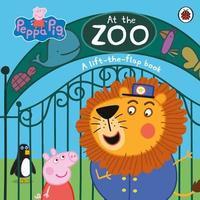 Peppa Pig: At the Zoo by Peppa Pig image