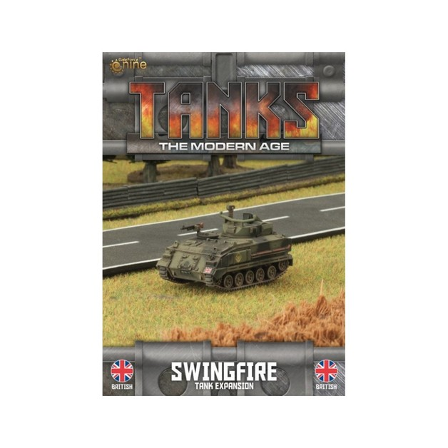 TANKS Modern UK Swingfire