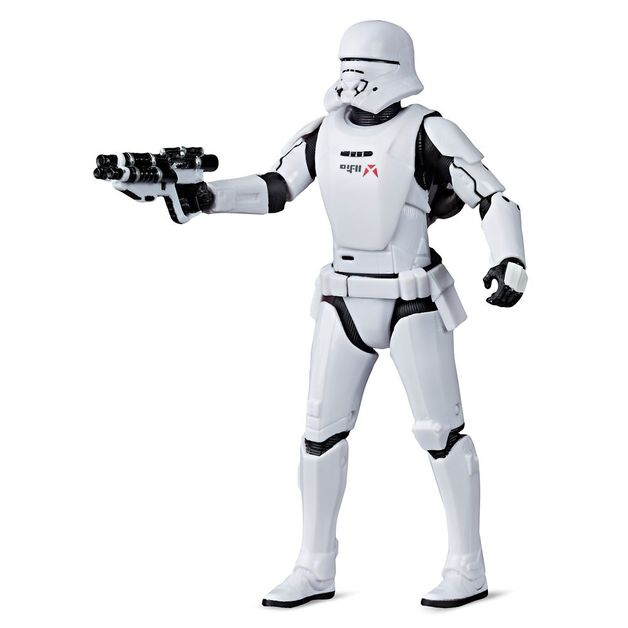 "Star Wars The Black Series: Jet Trooper - 6"" Action Figure"