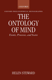 The Ontology of Mind by Helen Steward image