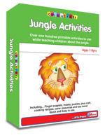 Manaccom QuickCraft Jungle Activities