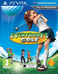 Everybody's Golf for PlayStation Vita