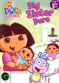 Dora The Explorer - Big Sister Dora on DVD