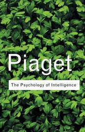 The Psychology of Intelligence by Jean Piaget image