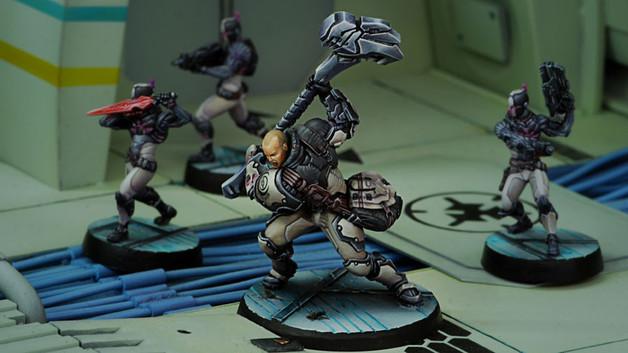 Ajax The Great: Myrmidon Officer