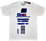 Star Wars R2-D2 Men's T-Shirt (Small)