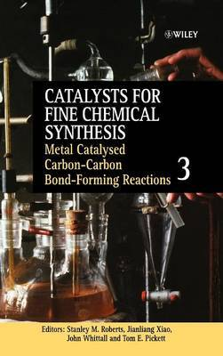 Catalysts for Fine Chemical Synthesis: v. 3 image