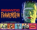Moebius: Gigantic Frankenstein - Model Kit