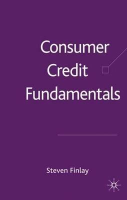 Consumer Credit Fundamentals by S. Finlay image