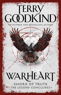 Warheart by Terry Goodkind image