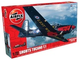 Airfix 1:72 Shorts Tucano T.1 'Lest We Forget' - Model Kit