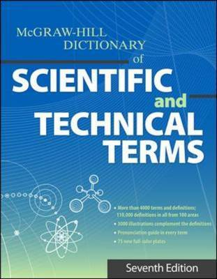The McGraw-Hill Dictionary of Scientific and Technical Terms by McGraw-Hill Education image
