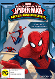 Ultimate Spider-Man: Contest of Champions DVD