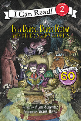 In a Dark, Dark Room and Other Scary Stories by Alvin Schwartz image