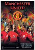 Manchester United - The Pride of all Europe on DVD