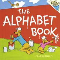 Alphabet Book by P.D. Eastman
