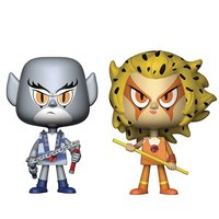 Panthro + Cheetara - Vynl. Figure 2-Pack