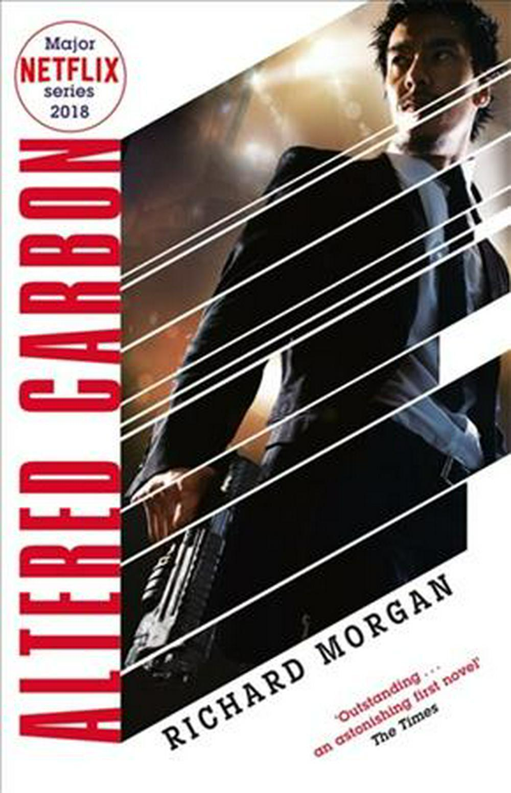 Altered Carbon by Richard Morgan image
