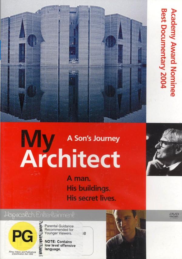 My Architect on DVD image