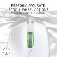 Razer Basilisk Wired Gaming Mouse (Mercury) for PC