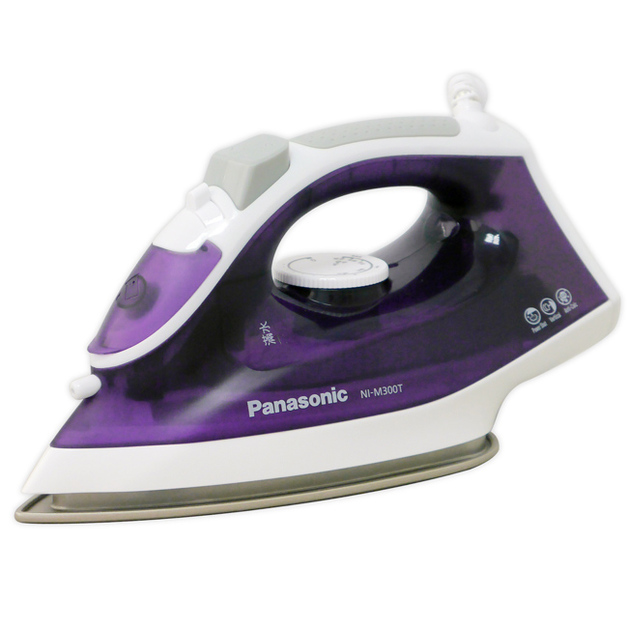Panasonic 1800W Steam/Dry Titanium Iron