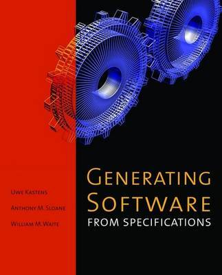 Generating Software from Specifications by Uwe Kastens image