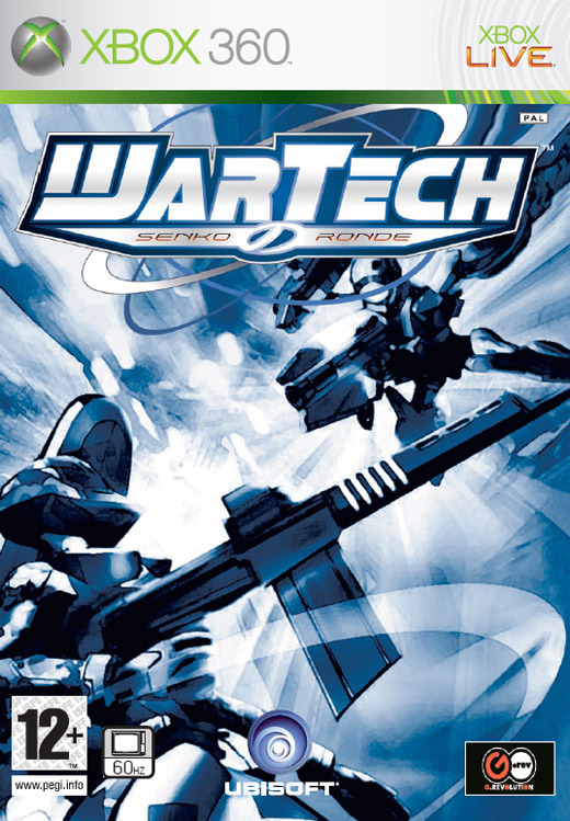WarTech: Senko No Ronde for Xbox 360
