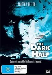 The Dark Half on DVD