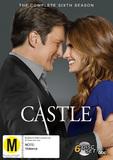 Castle - Season 6 on DVD