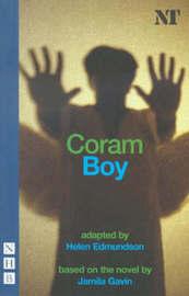 Coram Boy (stage version) by Jamila Gavin image