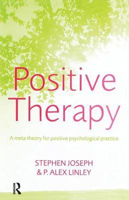 Positive Therapy by P.Alex Linley image