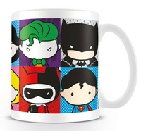 Justice League: Chibi Characters - Coffee Mug