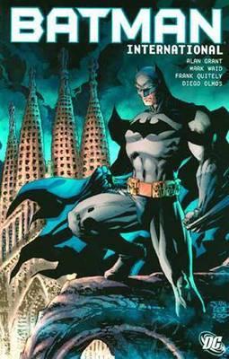 Batman International by Mark Waid